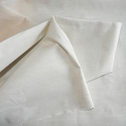 Tissus coton fil d'argent